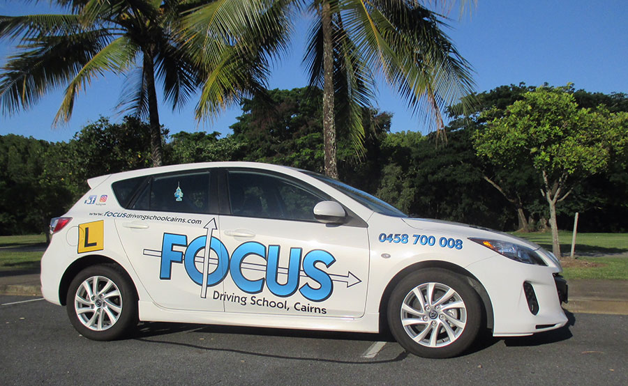 Cairns affordable Driving Lessons